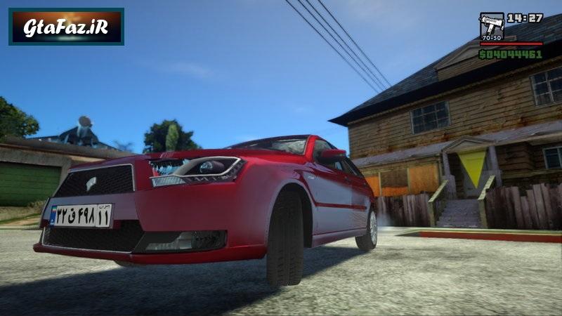 دانلود ماشین دنا برای (GTA (San Andreas