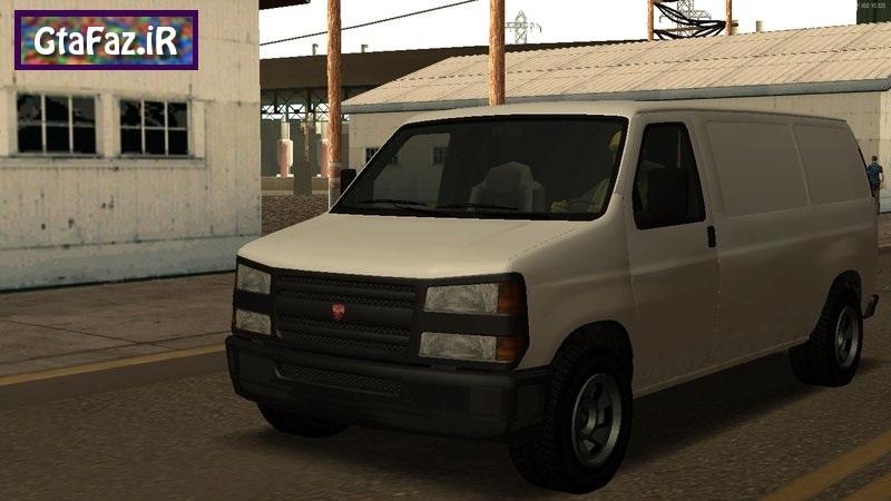 دانلود ماشین GTA V Bravado Rumpo برای (GTA (San Andreas